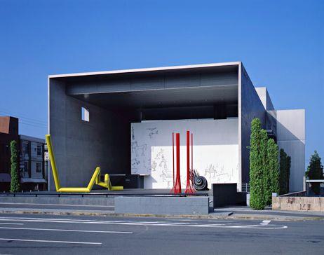 Marugame Genichiro-Inokuma Museum of Contemporary Art@Marugame city