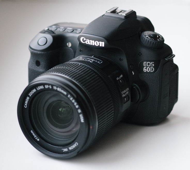 Canon 60D. It's taking some time to figure this camera out but so far I love it!