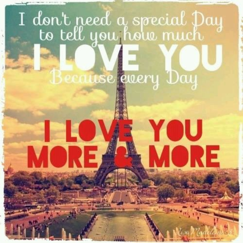 Love Quotes For Her #paris