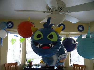 Just A Frugal Mom: Skylander Party