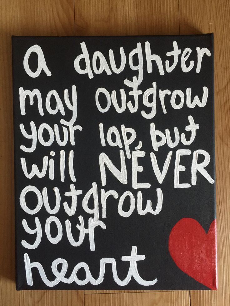 From a daughter to a father, the perfect Fathers Day gift...