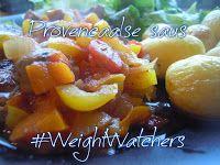 provençaalse saus Weight Watchers