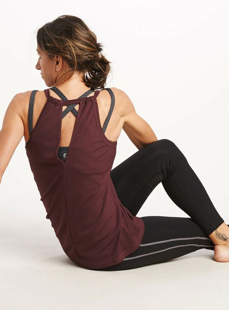 Oiselle - Vertical Drop Tank