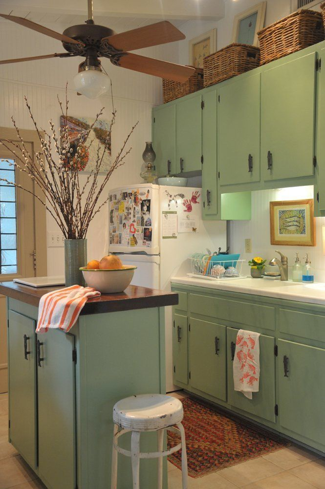 A Kitchen With Vintage Character: 1000+ Ideas About Square Kitchen On Pinterest