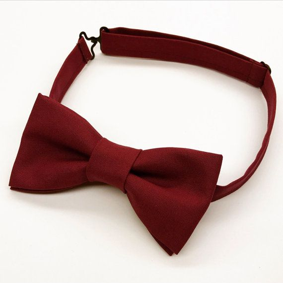 Best 25+ Maroon bow tie ideas on Pinterest | Maroon tuxedo ...
