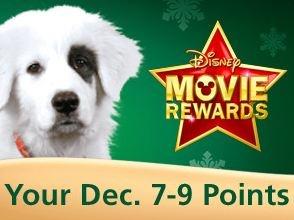 Free Disney Movie Rewards Codes – 15 Points!