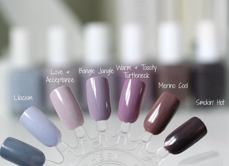 """""""Check out my blog www.essieenvy.com to see all these gorgeous grey-purples compared! {link in bio} #essieenvy"""""""