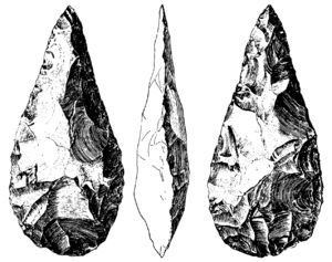 Hand axe - Flint Stone 2