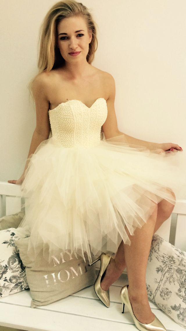 Sukienka tiul