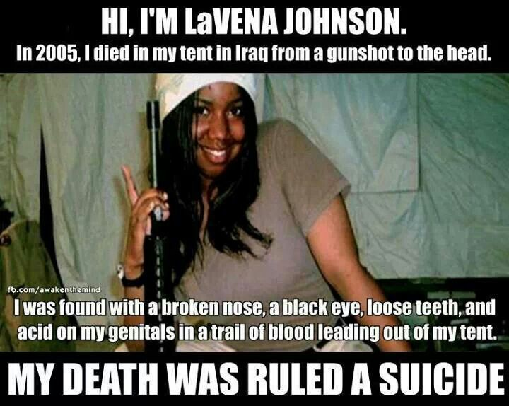 Lavena johnson, not sure if this has been pinned already, but I cannot believe how horrible this young woman's story is...absolutely devastating! This is NOT okay!