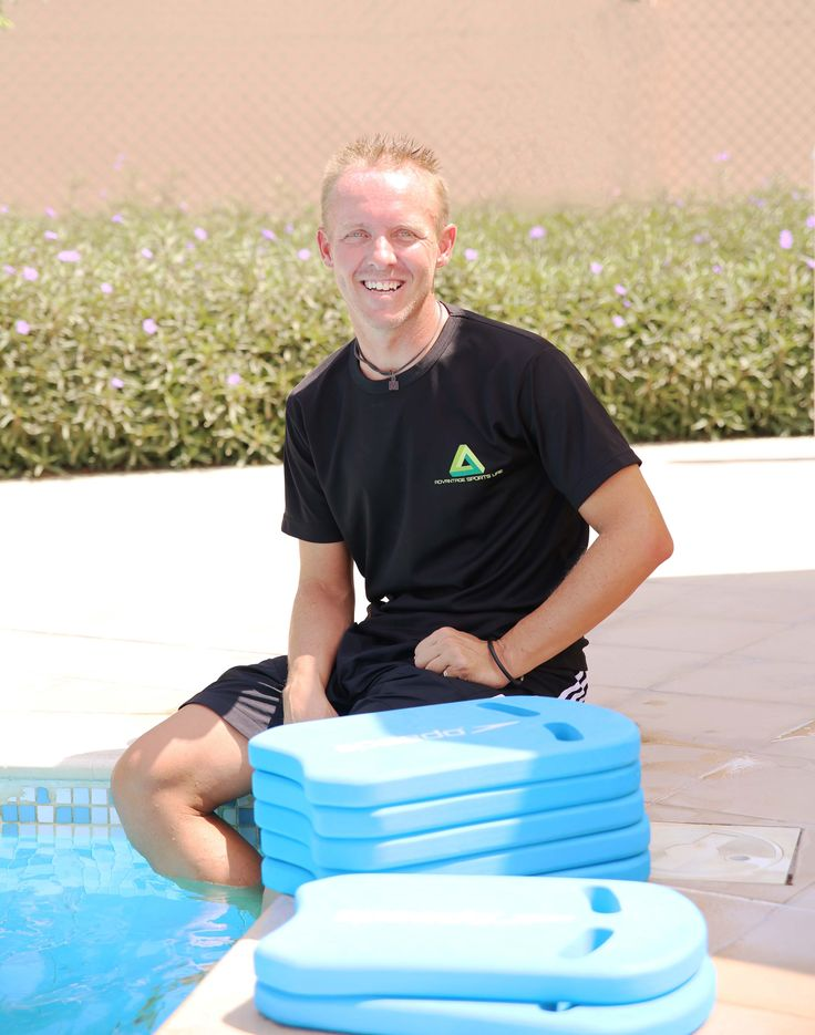 Jason Wagner is teaching/coaching swimming for Advantage Sports UAE based in Abu Dhabi, Having Trained with one of the Head coaches in South Africa as well as coached for 16 years from babies, beginners all the way up to Para-Olympic swimmers; he brings a wealth of knowledge and experience to the pool.