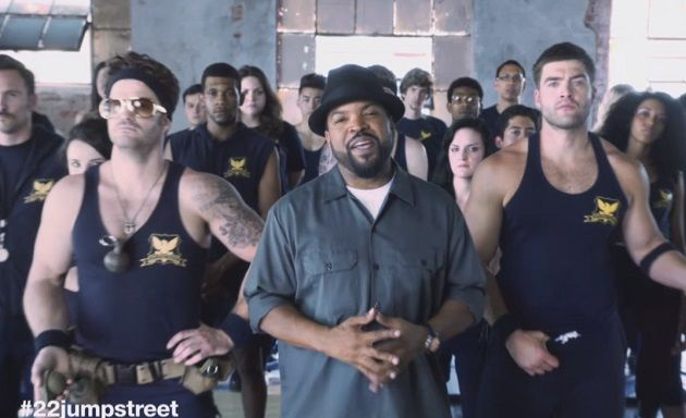 Must see TV! #22Jumpstreet meets MTV's The Challenge. With Johnny Bananas, CT and Ice Cube at the Academy. Take a LOOK! #Jewelseinc