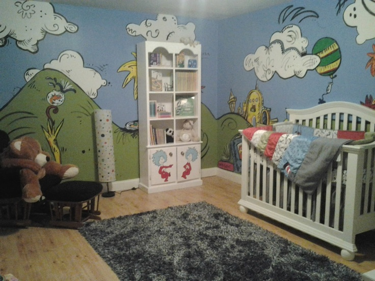 216 best Dr. Seuss Nursery images on Pinterest | Dr suess, Baby ...