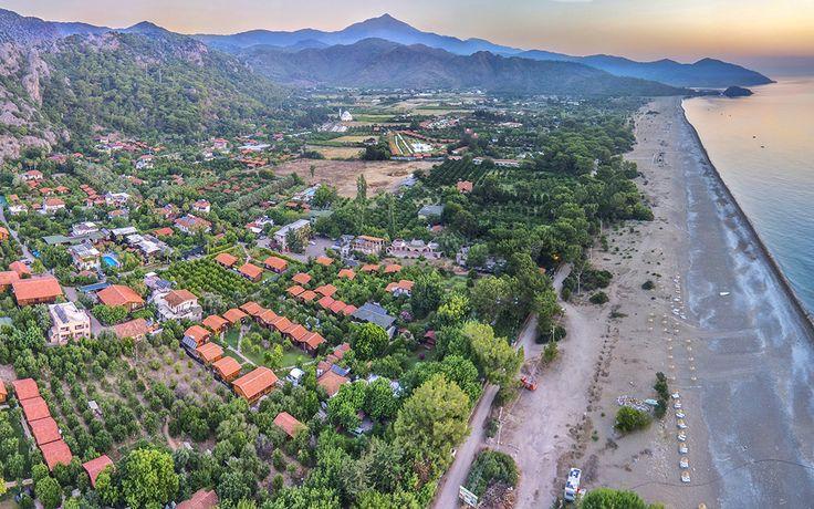 Çıralı Antalya Hava Fotoğrafları - Cirali Antalya Aerial Photography - Selçuk Urav #aerial #antalya #cirali #urav