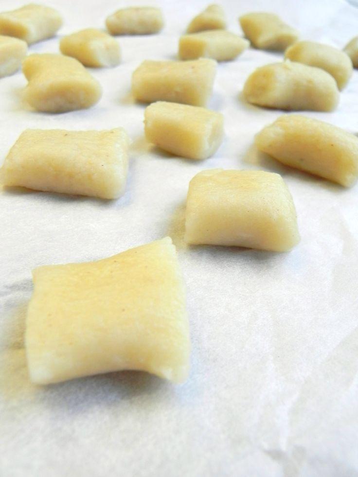 homemade quick gnocchi (instant mashed potato flakes)