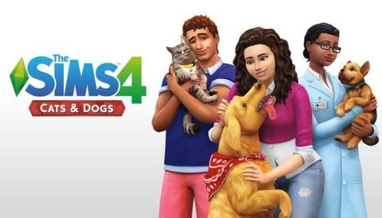 The Sims 4: Cats & Dogs Expansion (PC) - GlitchFreeGaming: All the Cats & Dogs you could want! But at that price, this Sims 4 expansion…