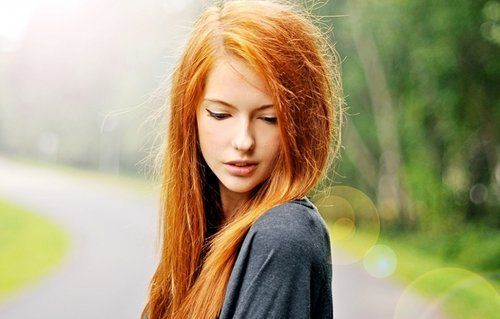 natural ginger hair tumblr google search hair