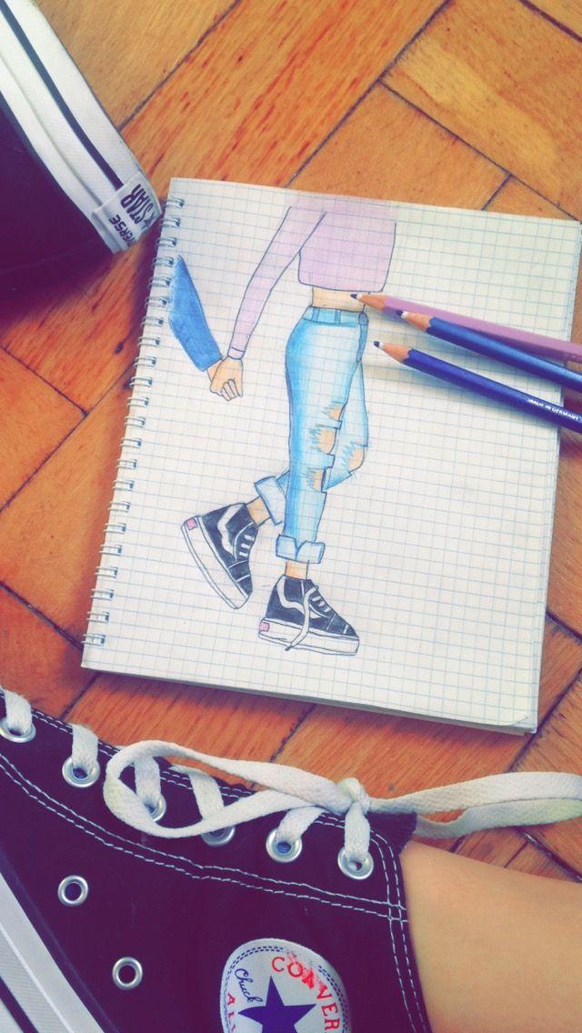 #zeichnen #zeichnungen #tumbl #leichte #draw #girl