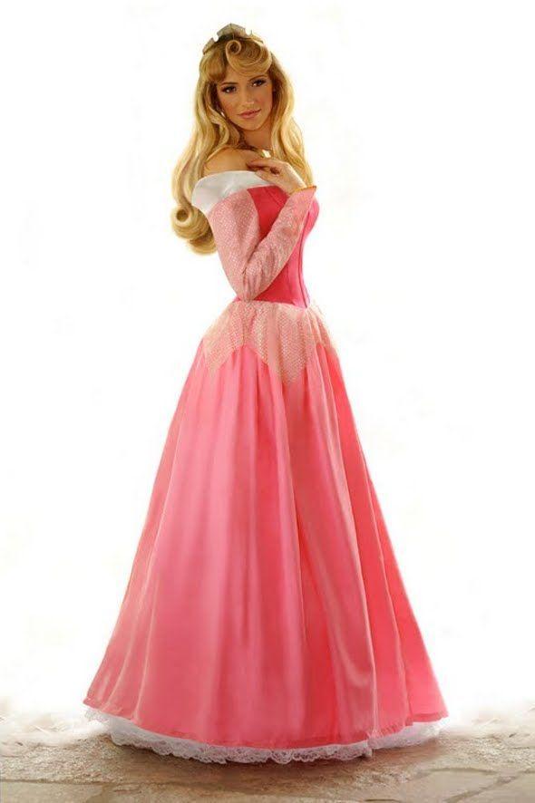 「眠れる森の美女」オーロラ姫 : ハイクオリティで美しい思わずみとれるディズニー仮装まとめ Disney - NAVER まとめ