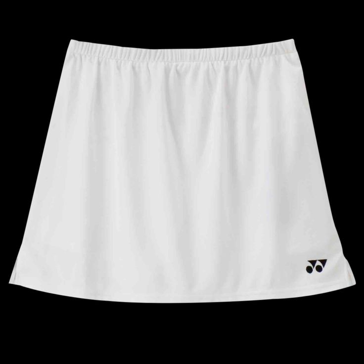 Skirt 4180 : Yonex team lady 12/13 white $35.50