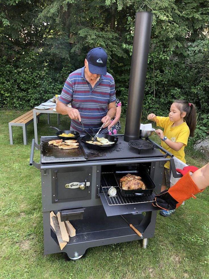 Outdoor Cooking Draussen Kochen Gast Co At Outdoor Kuche