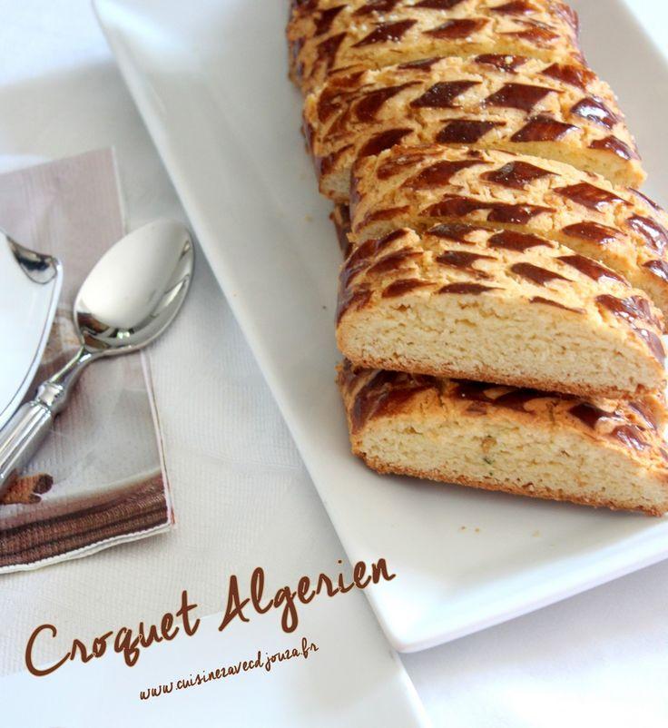 Les 215 meilleures images du tableau gateaux algeriens sur for Mchawcha recette