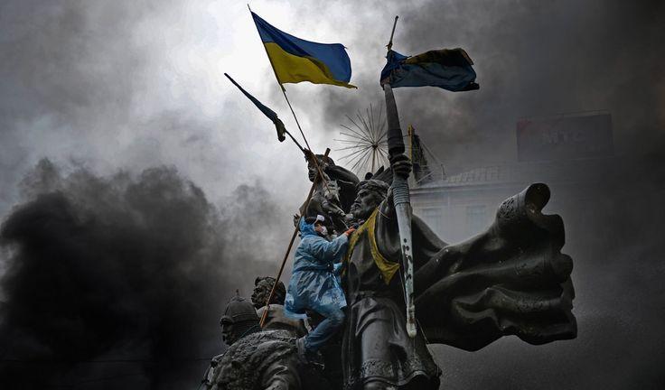 Ukraine Abandoned