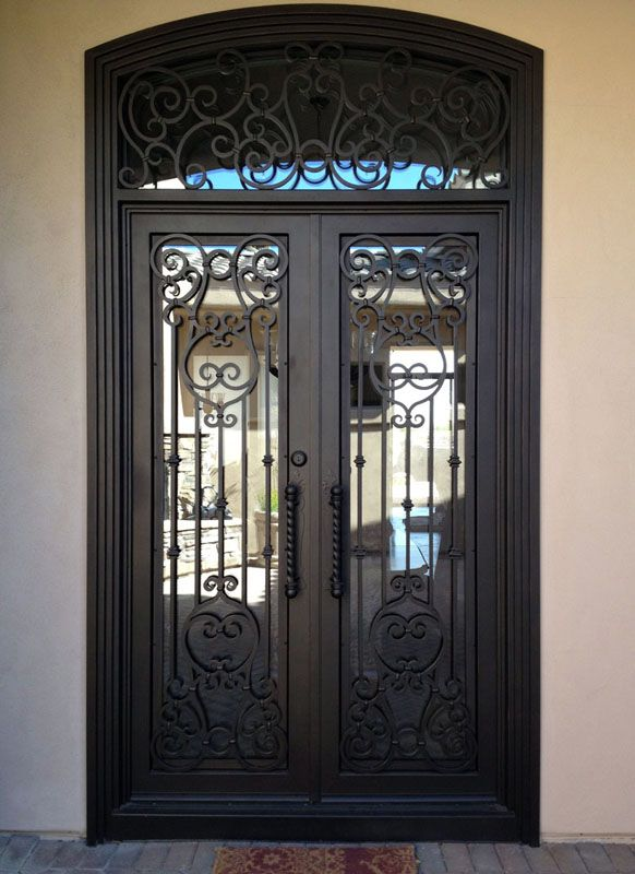Iron Doors Design Awesome Decorating Design