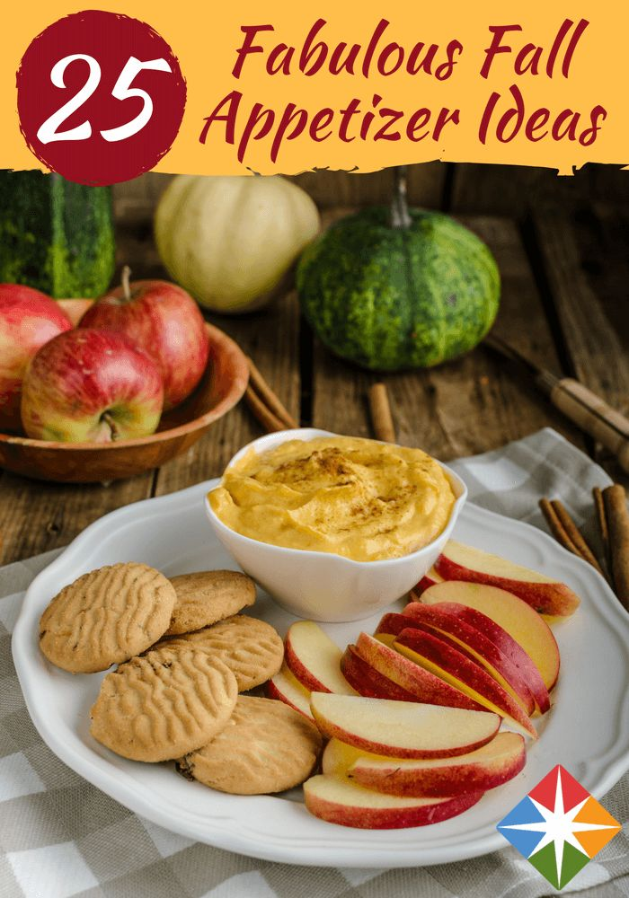 These healthy appetizer recipes are perfect for fall gatherings!