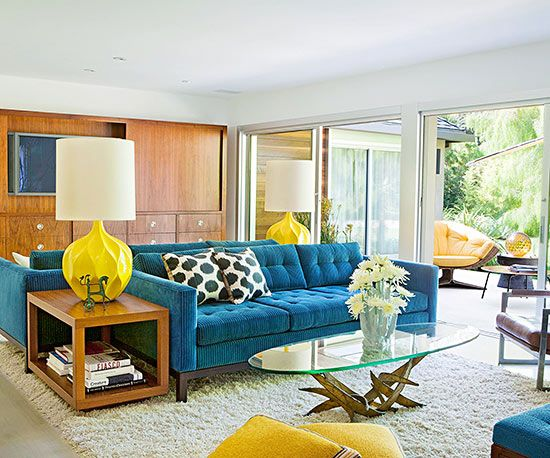 Want to give your rooms midcentury appeal? These retailers will help you pull off that dreamy Mad Men vibe./