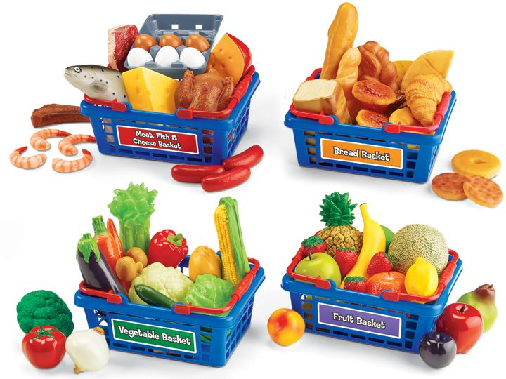 Realistic Play Food Toys : Best lakeshore classroom ideas images on pinterest