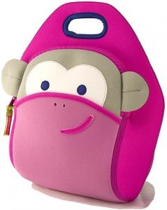 Dabbawalla Lunch Bag Blushing Monkey. Perfecta para llevar el refrigerio al colegio, la fruta a la oficina o incluso, los útiles de los extracurriculares. $60,000. Ordénala en: www.qipi.co