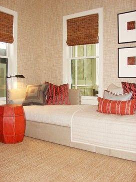 Media Room Guest Daybed By Brian Watford ID Houzz
