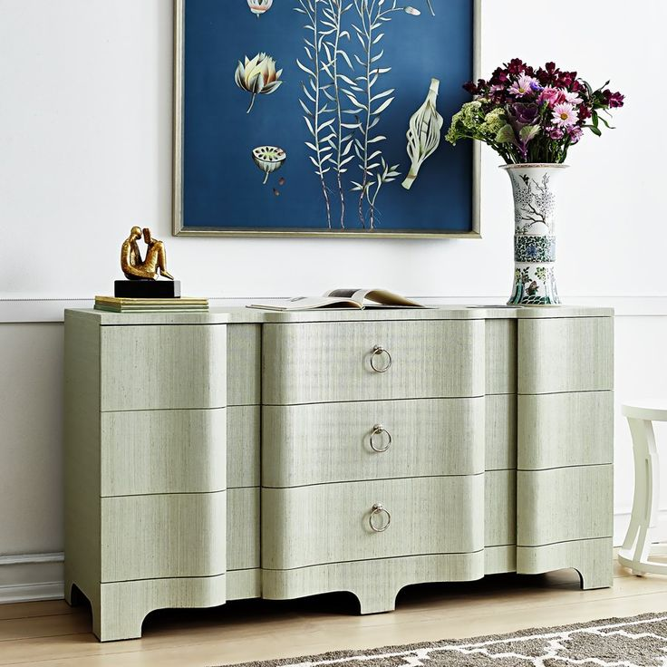 Bungalow 5| Bardot Extra Large 9 Drawer, Sage Green