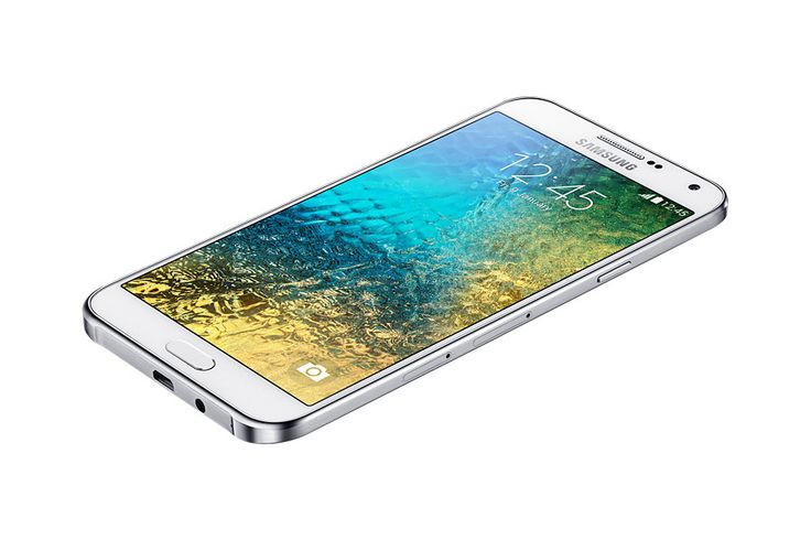 review samsung galaxy e7