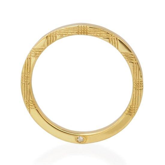 Marriage Ring 結婚指輪 Irene K18YG