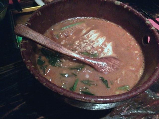 Dandan Noodle from Chili Fagara @ Central