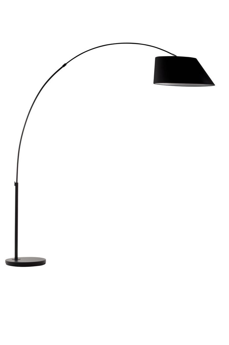 #Lampadar modern din metal model Arc