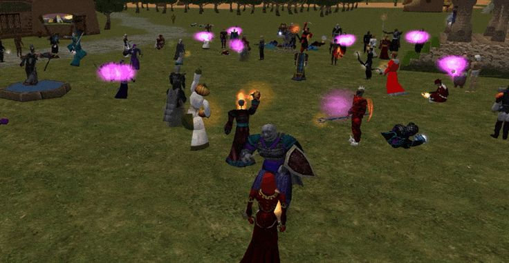 The Final Moments Of Asheron's Call