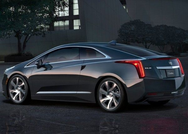 2014 Cadillac ELR Stylish Sedan 600x428 2014 Cadillac ELR Complete Review with Images