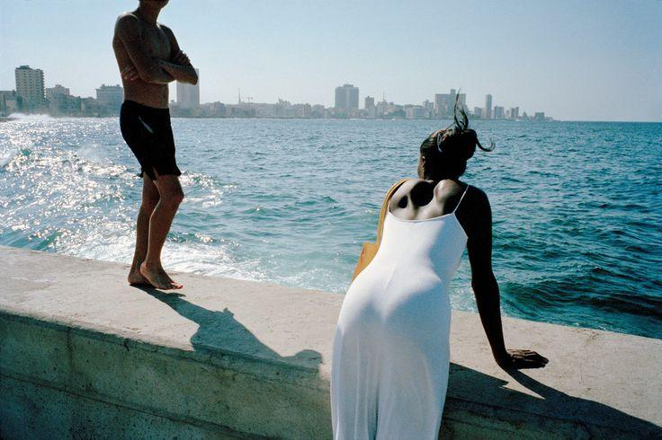 Constantine Manos CUBA. Havana. 2001.