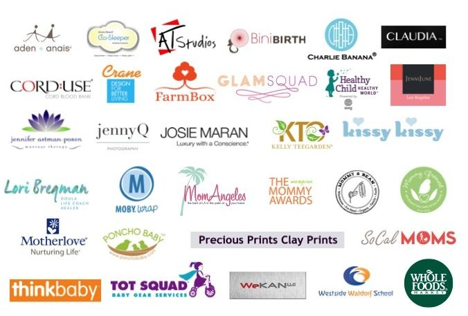 Join us and all these wonderful sponsors for our FREE Pregnancy Awareness Event in LA on 5/3! There will be amazing raffle prizes and expert panels! AD