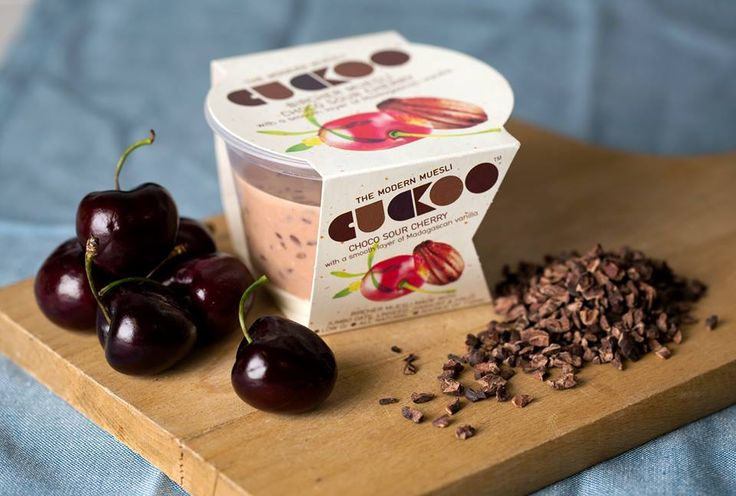 Choco Sour Cherry with a smooth layer of Madagascan Vanilla