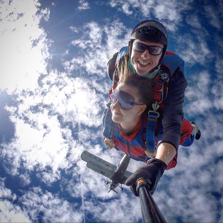 #birdman #tandem #jump #skydiving #тандем #прыжки_с_парашютом #санктпетербург #питер #фото #лето #saintpetersburg