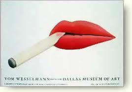 「トムウェッセルマン」の画像検索結果