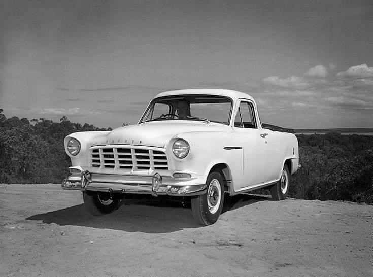 Classic Holden Utes: Holden FC Ute