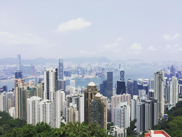 #City #urban #hongkong #Asia