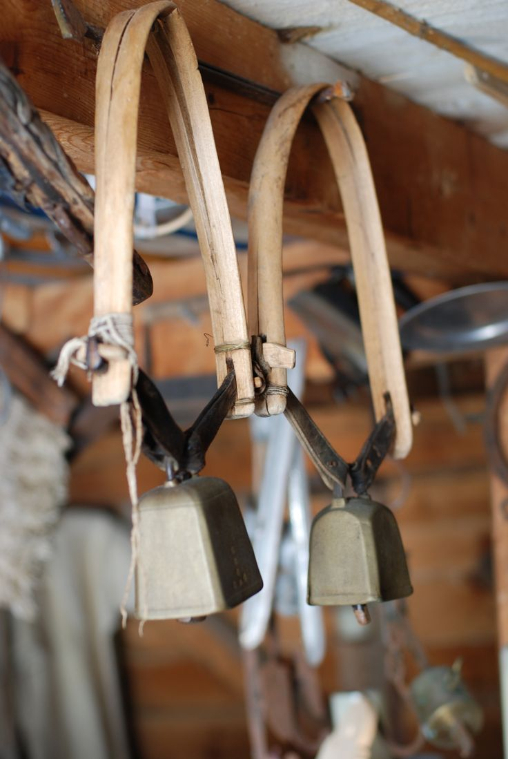 old cowbells