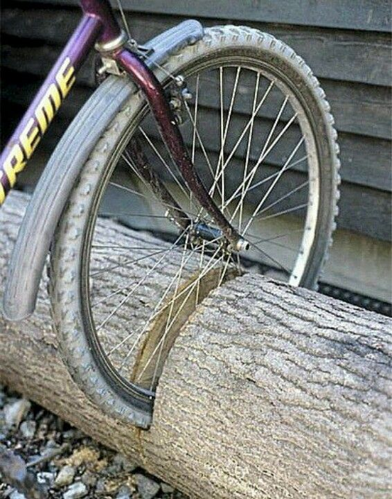 Bike rack I could do this!