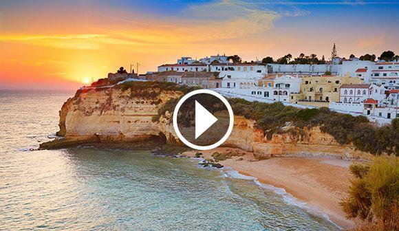 [Vídeo] Seis pueblos costeros de Portugal en los que perderse sin prisa
